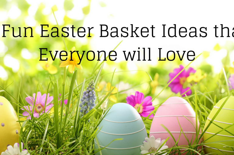 4 fun easter basket ideas that everyone will love blog adults are hard to come by because even though they are supposed to be easter treats for adults the gift basket needs to keep the whole family happy negle Image collections
