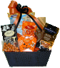 Spooky Treats Halloween Gift Basket by Nutcracker Sweet