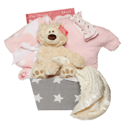 Beary Classic Pink