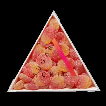 Sugar Chic Fuzzy Peaches