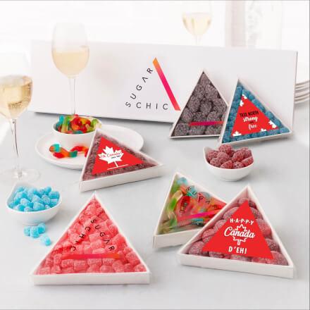 Canada Day Sugar Chic Signature Triangles