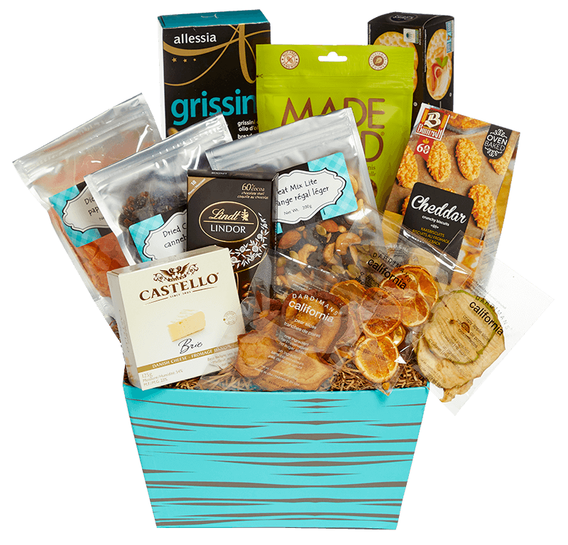 Toronto Gift Baskets - Dried Fruit and Nuts