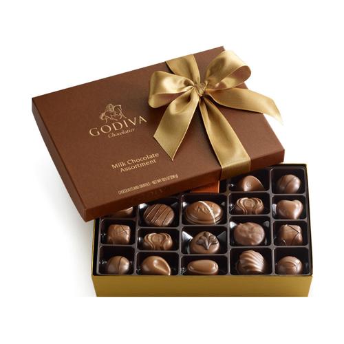 Godiva Milk Chocolate Assortment 19pcs