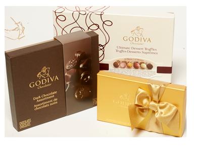 Godiva Ultimate 3 Pack