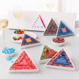Admin Day Sugar Chic Signature Triangles