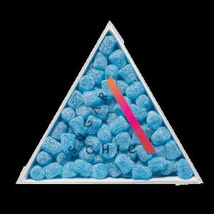 Sugar Chic Mini Sour Blue Raspberries