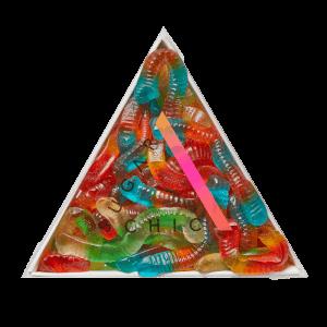 Sugar Chic Wiggly Gummi Worms