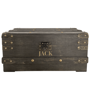 Engraved Treasure Chest