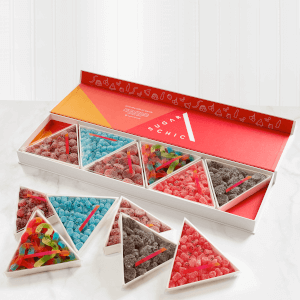 Sugar Chic Signature Triangles