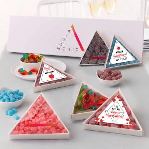 Teacher's Pet Sugar Chic Signature Triangles