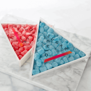 Sugar Chic Signature Triangles 2-Pack