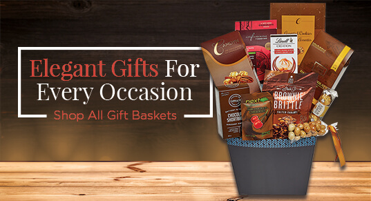 Welcome to Nutcracker Sweet Gift Baskets