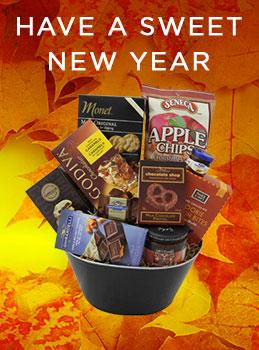 Rosh Hashanah Gift Baskets - Nutcracker Sweet - Toronto